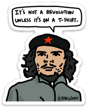 "Load image into Gallery viewer, ""Che"" - Limited Edition Sticker"