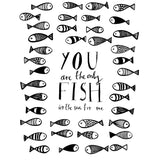 'You Are The Only Fish For Me'  Print