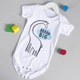Giraffe Dream Big Babygrow
