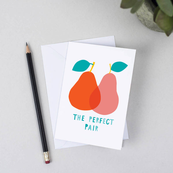'Perfect Pair' Card