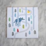 Little Red Riding Hood Ceramic Tile