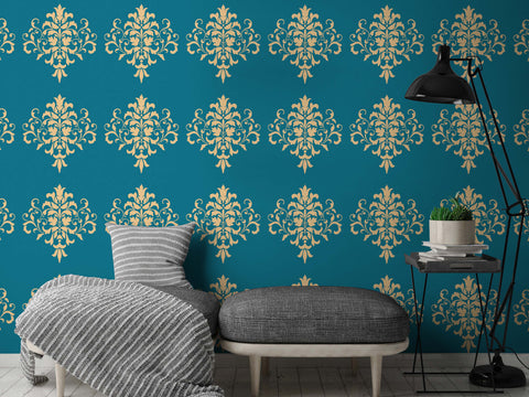 Luxury damask