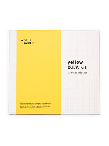What's next Yellow D.I.Y. kit