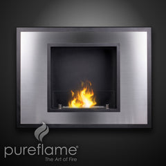 Vahni Ethanol Biofuel UL/ULC Listed Fireplace
