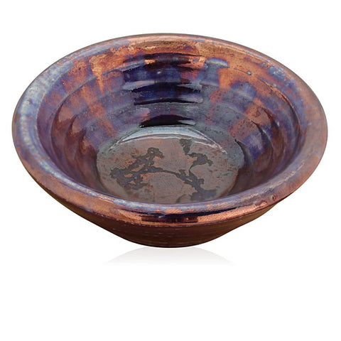 Blessing Bowl, Raku Blessing Bowl, Raku Pottery Blessing Bowl