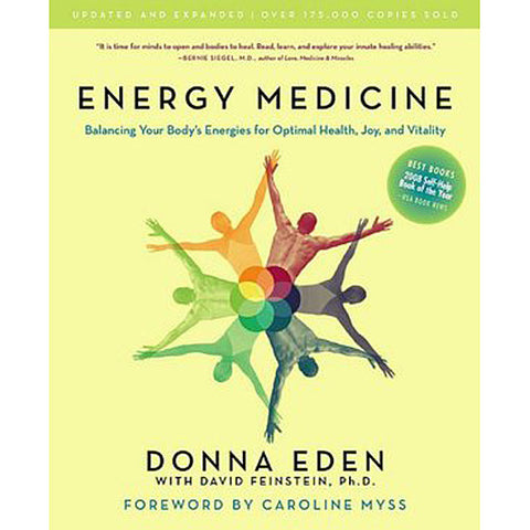 Energy Medicine, Donna Eden, Energy Medicine Book, Alternative Healing