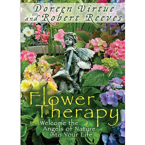 Flower Therapy, Doreen Virtue, Alternative New Age Books