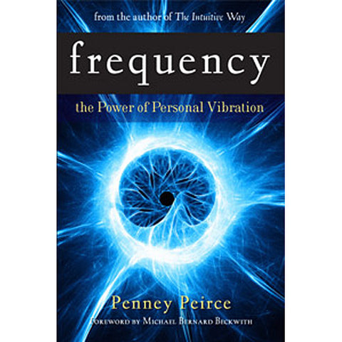 Frequency, Penny Pierce, Alternative Book, New Age Books