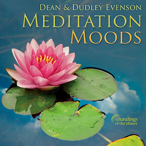Healing Music, Dean Evenson, New Age Music, Meditation Music