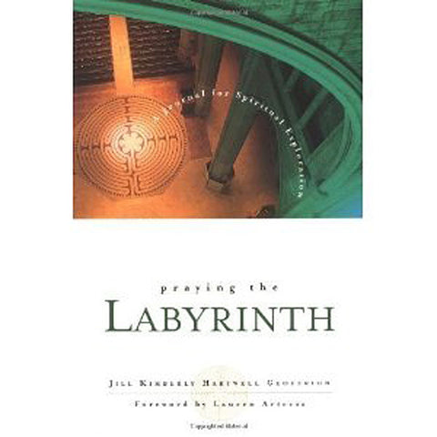 Books on Labyrinths, Praying the Labyrinth, Lauren Artress