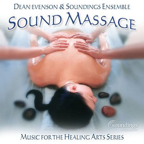 Dean Evenson, Healing Music, Massage Music, New Age Music CD
