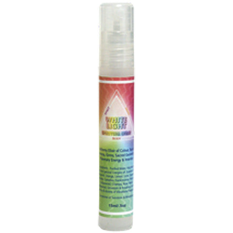 White Light Spiritual Spray, Vibrational Essence Spray, Spiritual Spray Colour Energy