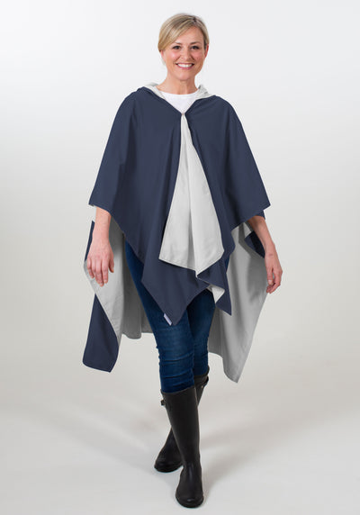 Hooded Navy & White SPIRITRAP