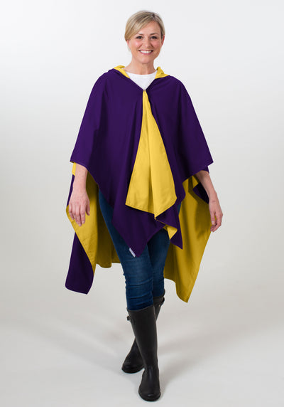 Hooded Purple & Gold SPIRITRAP