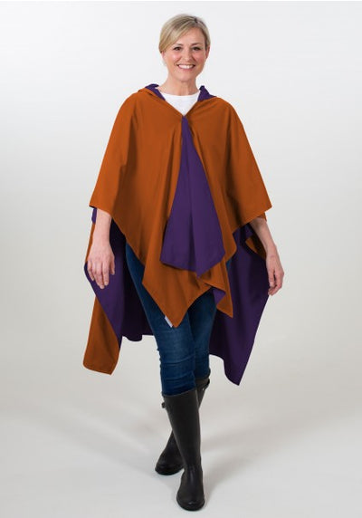 Hooded Purple & Orange SPIRITRAP