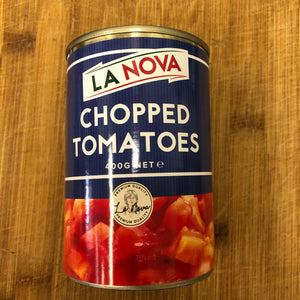 La Nova Chopped Tomatoes