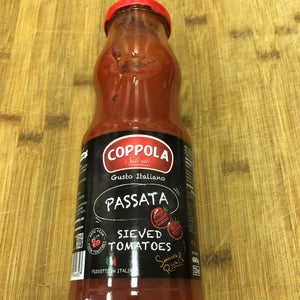Coppola Passata Bottle