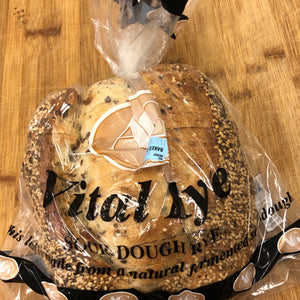 AG Bakehouse Vital Sourdough Rye (Sliced)