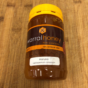 Warral Manuka Honey