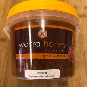 Warral Manuka Honey Bucket
