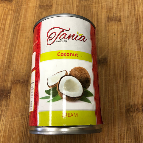Tania Coconut Cream