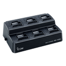 ICOM BC121NS Six Unit Charger