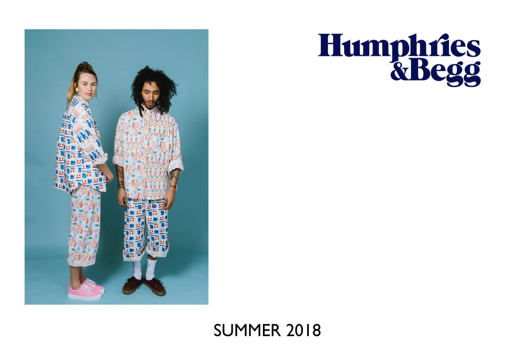 humphries and begg ss18 look book
