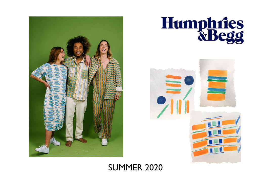 Humphries and Begg summer19