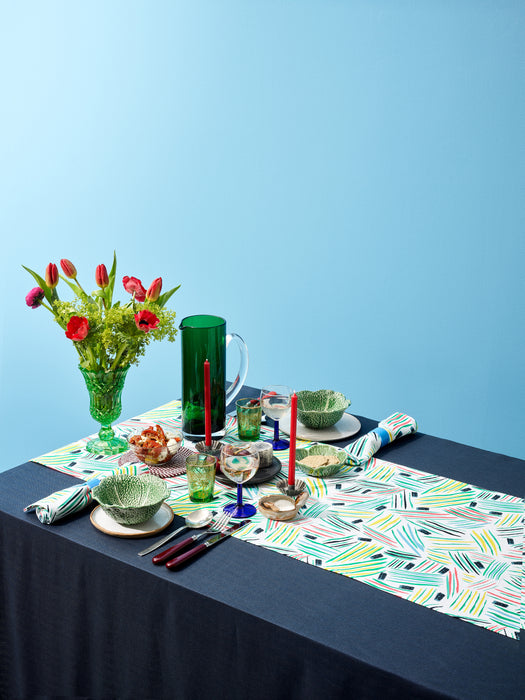 Wild Stripe Table Linen