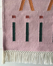 Sunrise Rug - Handwoven cotton dhurrie