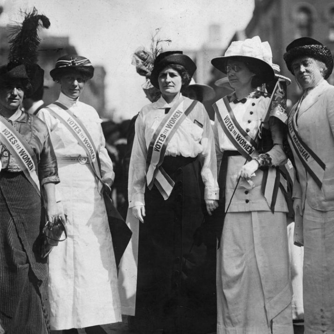 Celebrating Women - the 19th Amendment Centennial - 1920 - 2020