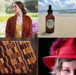Holiday Pop-Up: Handmade Jewelry, Bespoke Hats, Natural Skin Care & Woodworks!