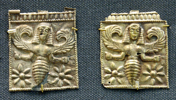 ancient honey bee goddess jewelry