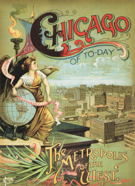 Chicago Worlds Fair 1893