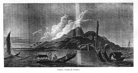 tattoo history Captain cook tahiti