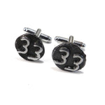 1933 Railroad Date Nail Cufflinks