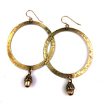 ACORN Halo Earring - GOLD