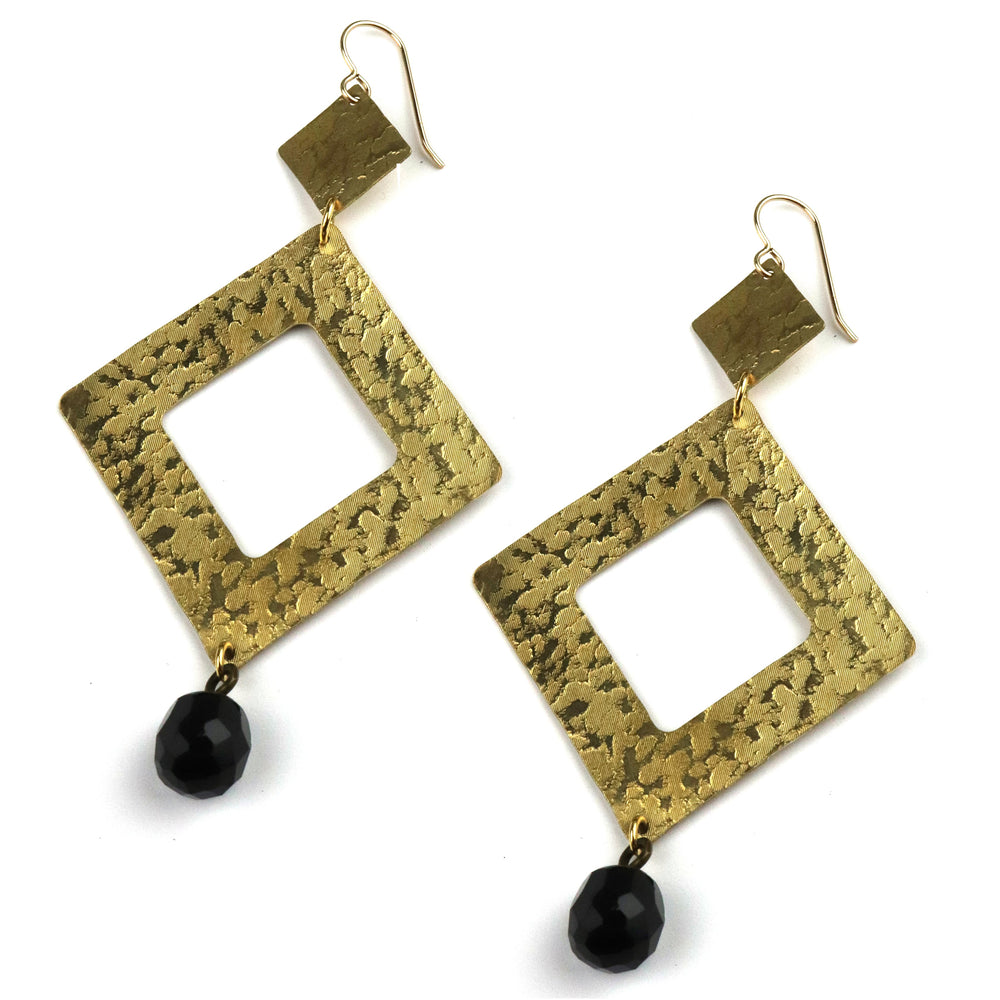 VICTORIA Pinnacle Earrings - Gold - Limited Edition