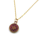 ETRUSCAN CYCLES Necklace - GOLD