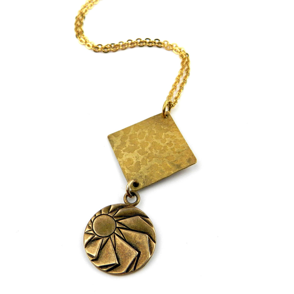 HORIZONS Focus Necklace - GOLD
