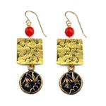 LILY Balance Earrings - GOLD