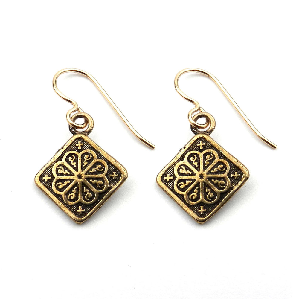 HARMONY Classic Earrings - GOLD