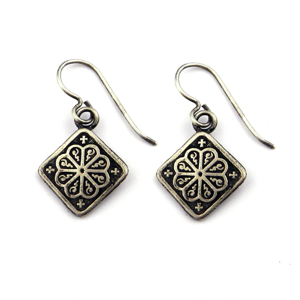 HARMONY Classic Earrings - Silver