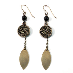 NECTAR Petal Earrings - GOLD