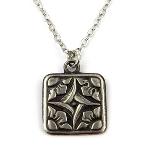 SIRIUS - DOG STAR - Classic Necklace - SILVER