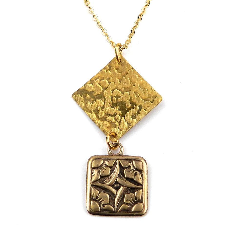 SIRIUS - DOG STAR Focus Necklace - GOLD