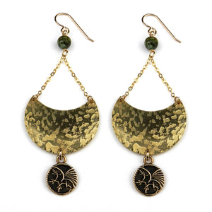 PHOENIX Luna Earrings - GOLD