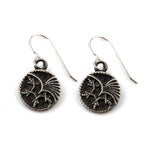 PHOENIX Classic Earrings - Silver