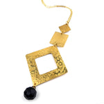 VICTORIA Pinnacle Necklace - GOLD