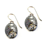 CLOCKWORK Petite Earrings - GOLD